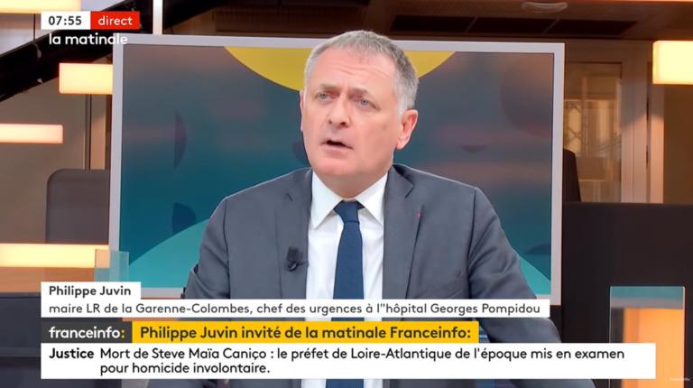 J'étais l'invité de France Info – 15 octobre